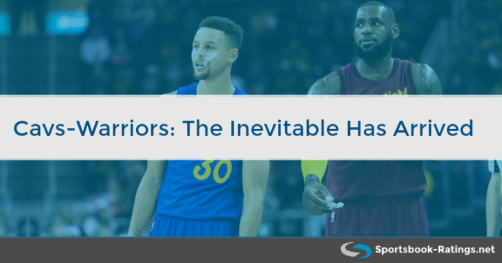 Cavs-Warriors: The Inevitable Has Arrived #NBAfinals